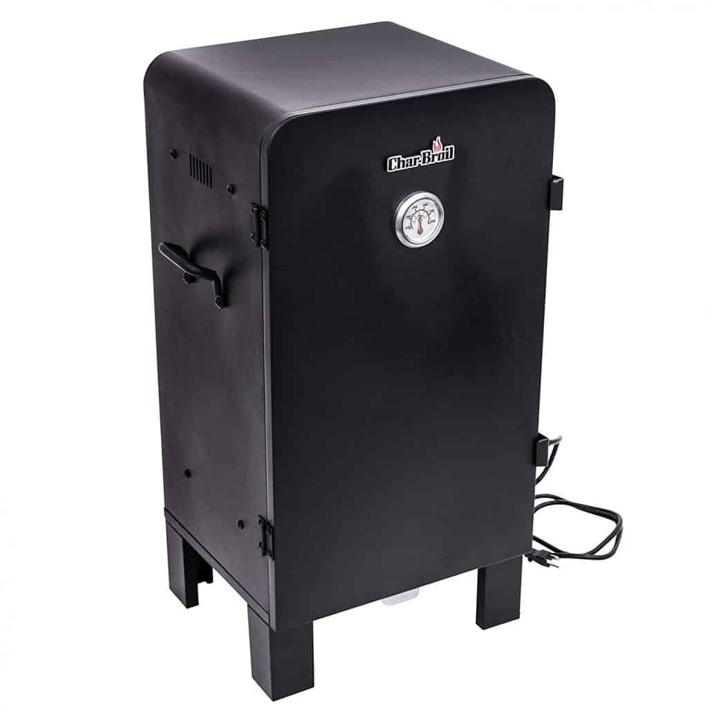 charbroil analog smokers