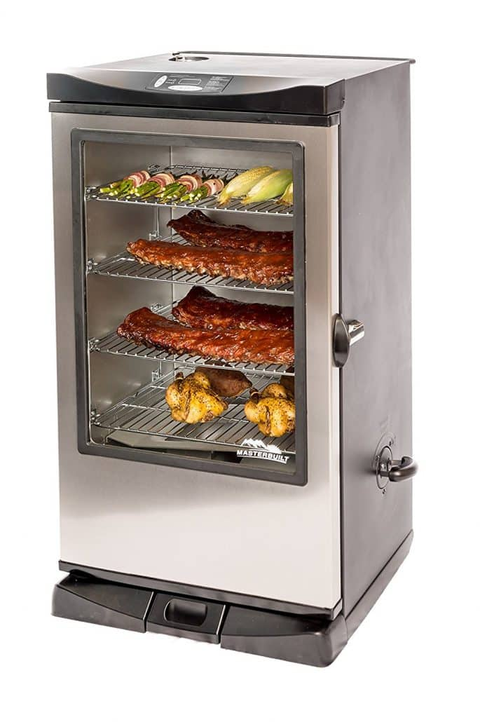 masterbuilt electric smokers