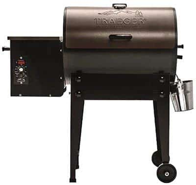Traeger Pellet Grills BBQ155 Junior Elite