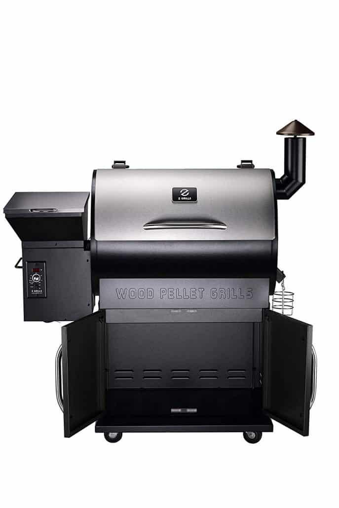New Model Wood Pellet Grill
