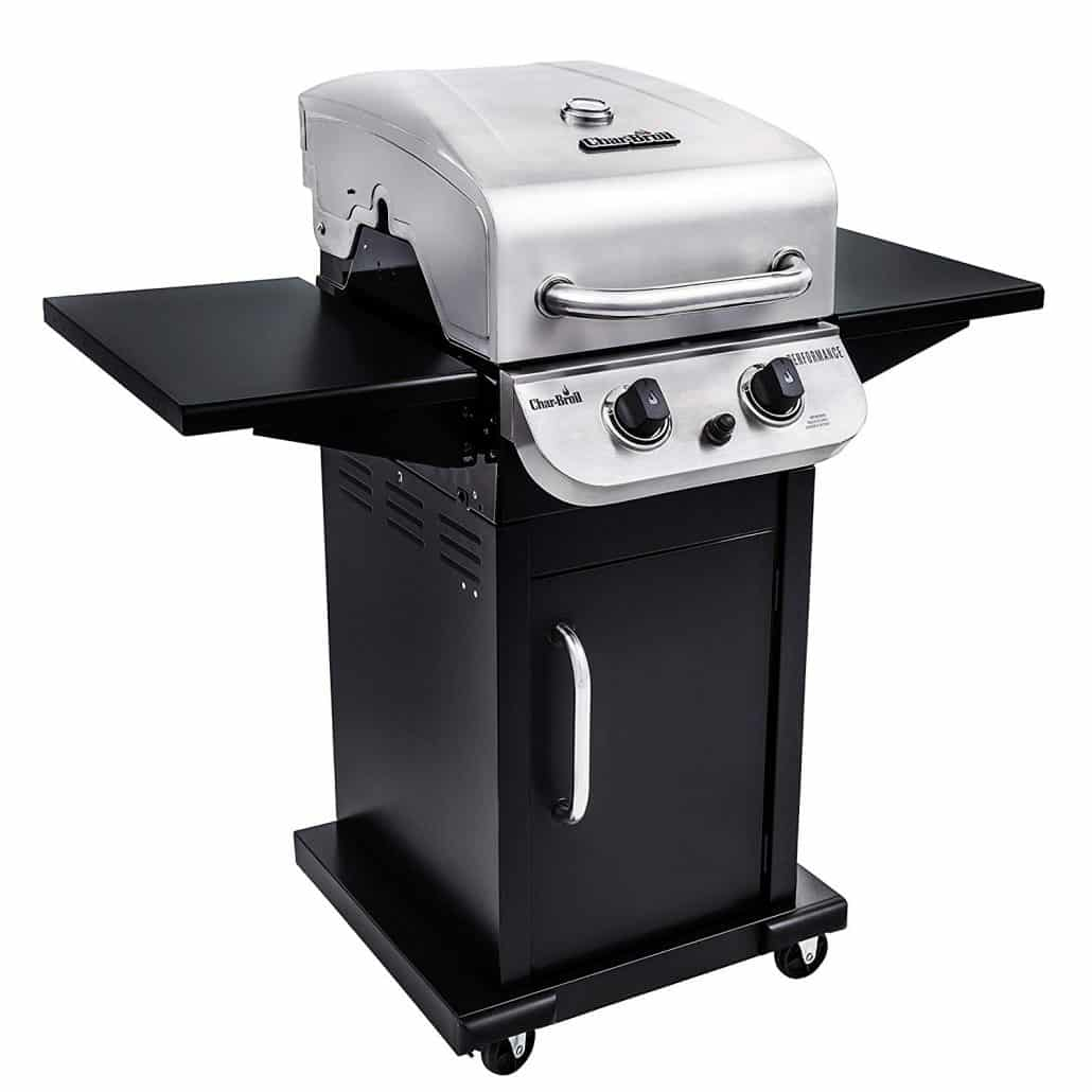 small gas grills