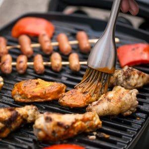 weber 1200 barbecue