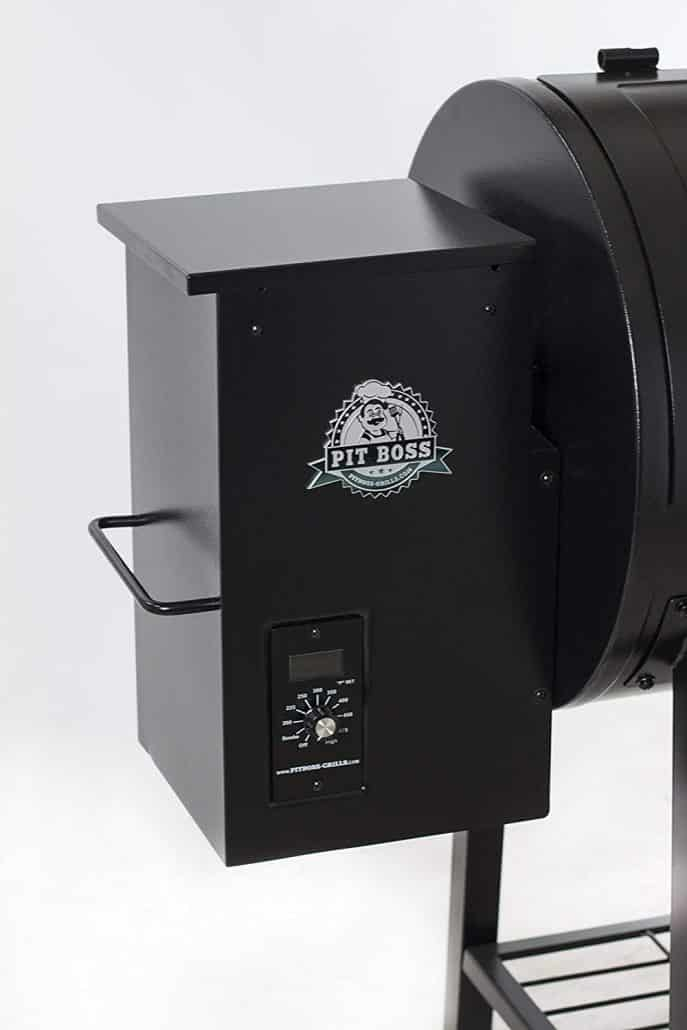 digital temperature control pit boss pellet grills