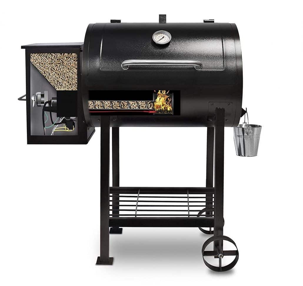 pitboss 700FB  pellet grills