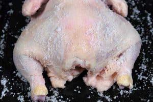 brine the turkey