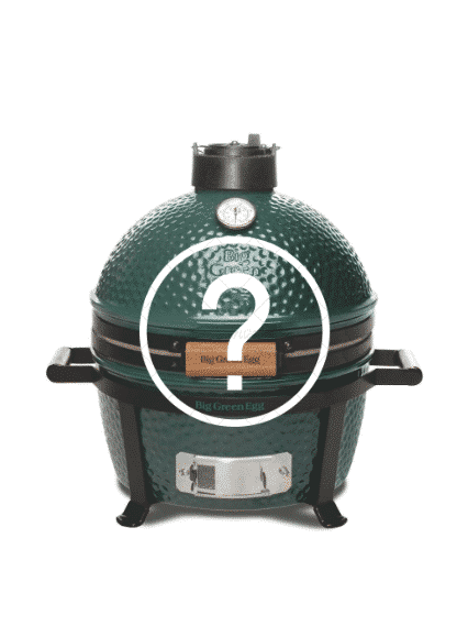 kamado Joe VS green egg