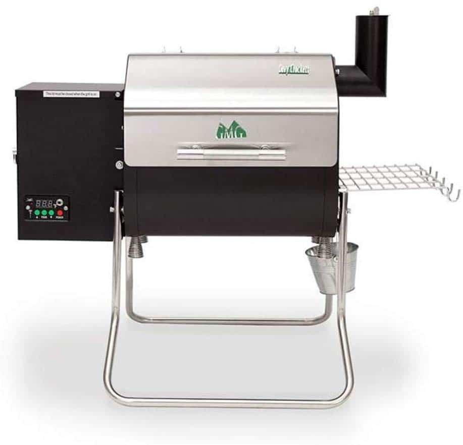 Green Mountain Davy Crockett Pellet Smoker Grill