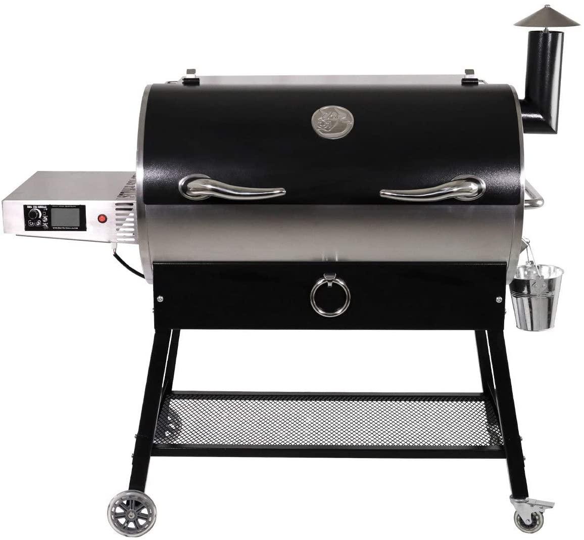 Rec Tec RT-700 Bull Pellet Smoker Grill