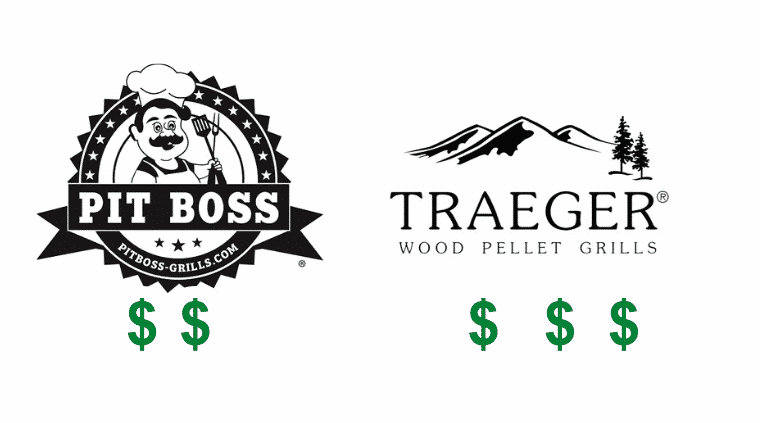 Traeger grills are comparatively more expensive