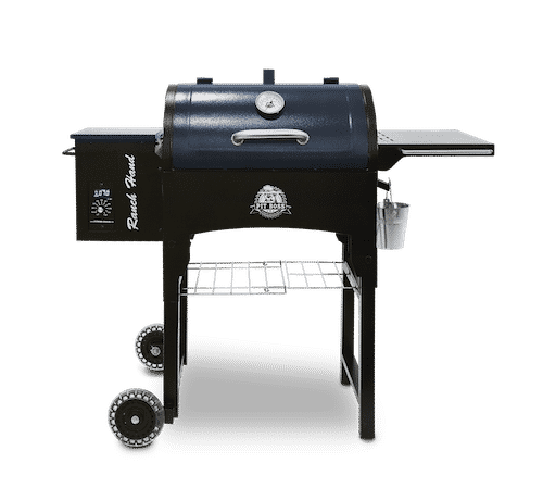 2. Ranch hand Wood pellet grill