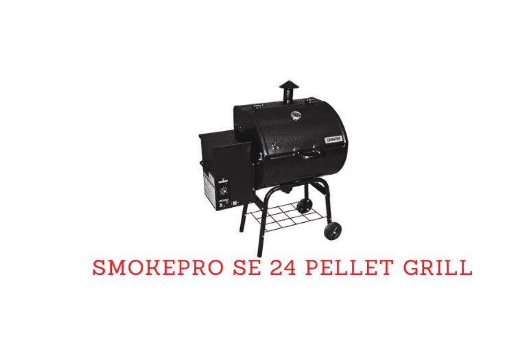 smokedpro se24