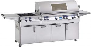 Best Echelon Grill - Fire Magic Echelon Diamond E1060s Stainless Steel Free Standing Grill