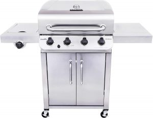 Char Broil Stainless Steel
