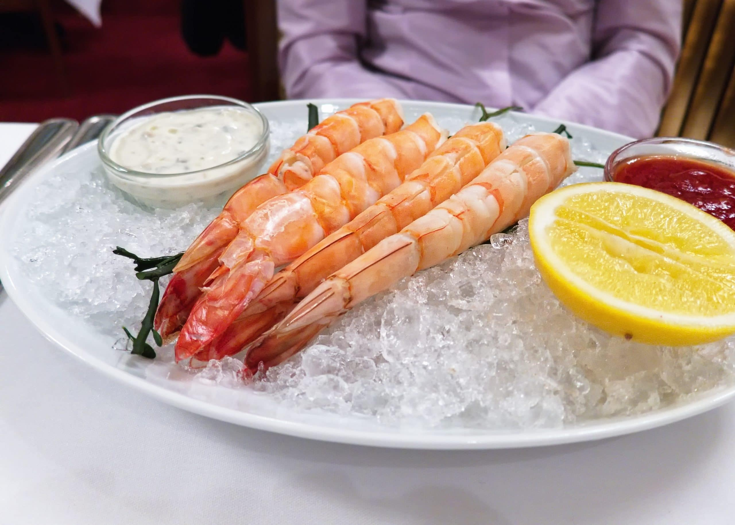 how to grill jumbo shrimps
