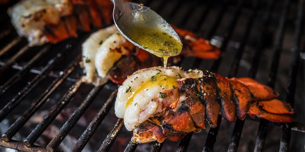 How To Grill Lobster Tails On The Barbeque