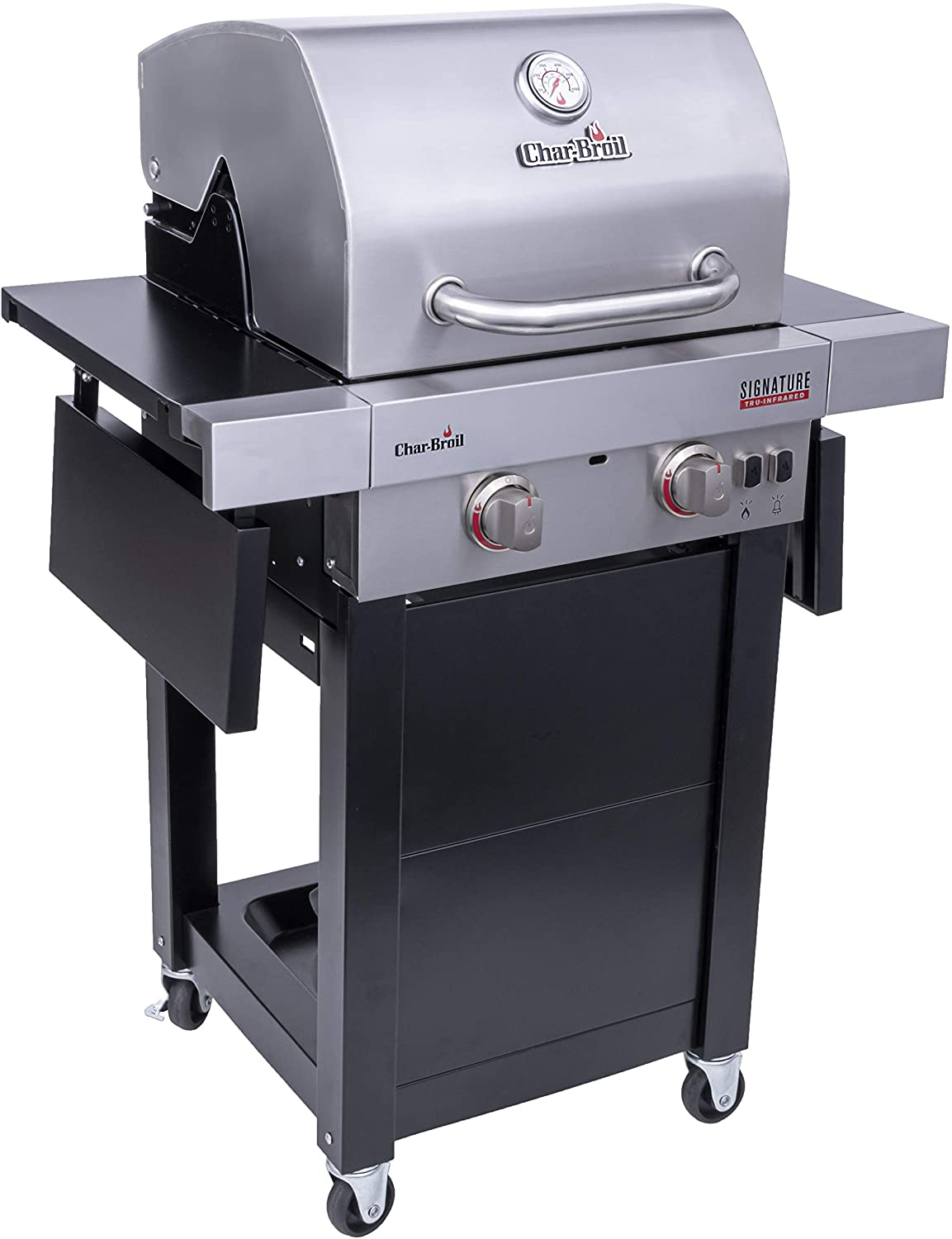 Char-Broil 463632320 Signature TRU-Infrared Cart Style Grill