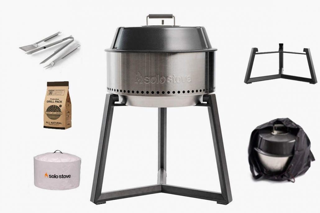 solo stove grill review