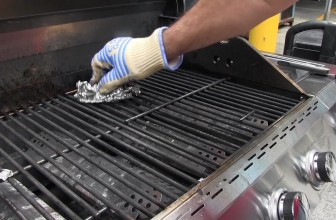 Clean Your Gas Grill