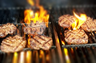 Give Your Grilled Burgers a Kick!