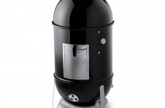 Weber Smokey Mountain Cooker Review