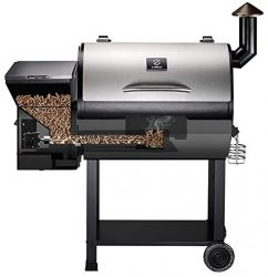 Z Grills 700 2E Wood Pellet Grill And Smoker