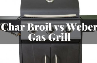 Char-Broil Gas Grill Versus Weber Spirit Gas Grill